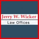 Jerry W. Wicker Law Offices Logo