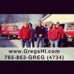 Gregs Home Improvement & Maintenance Logo