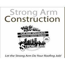 Strong Arm Construction Logo
