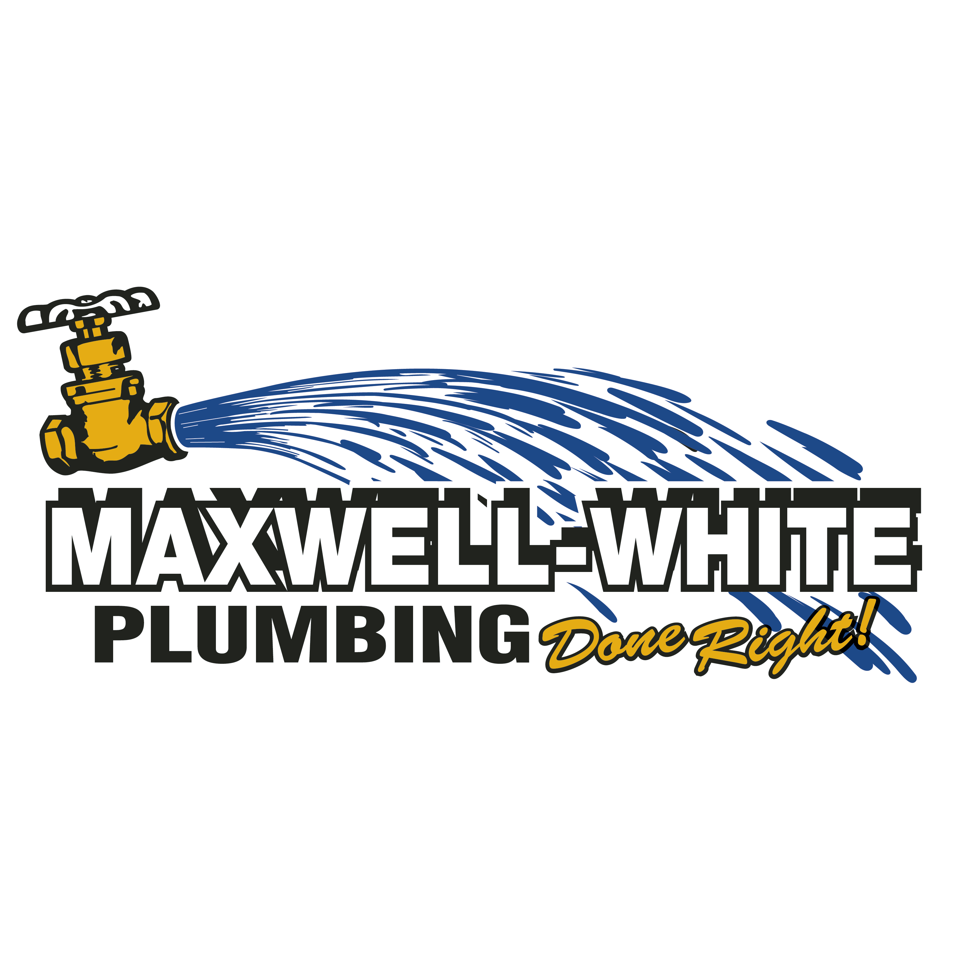 Maxwell-White Plumbing, Inc. Logo