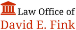 The Law Offices of David E. Fink Logo