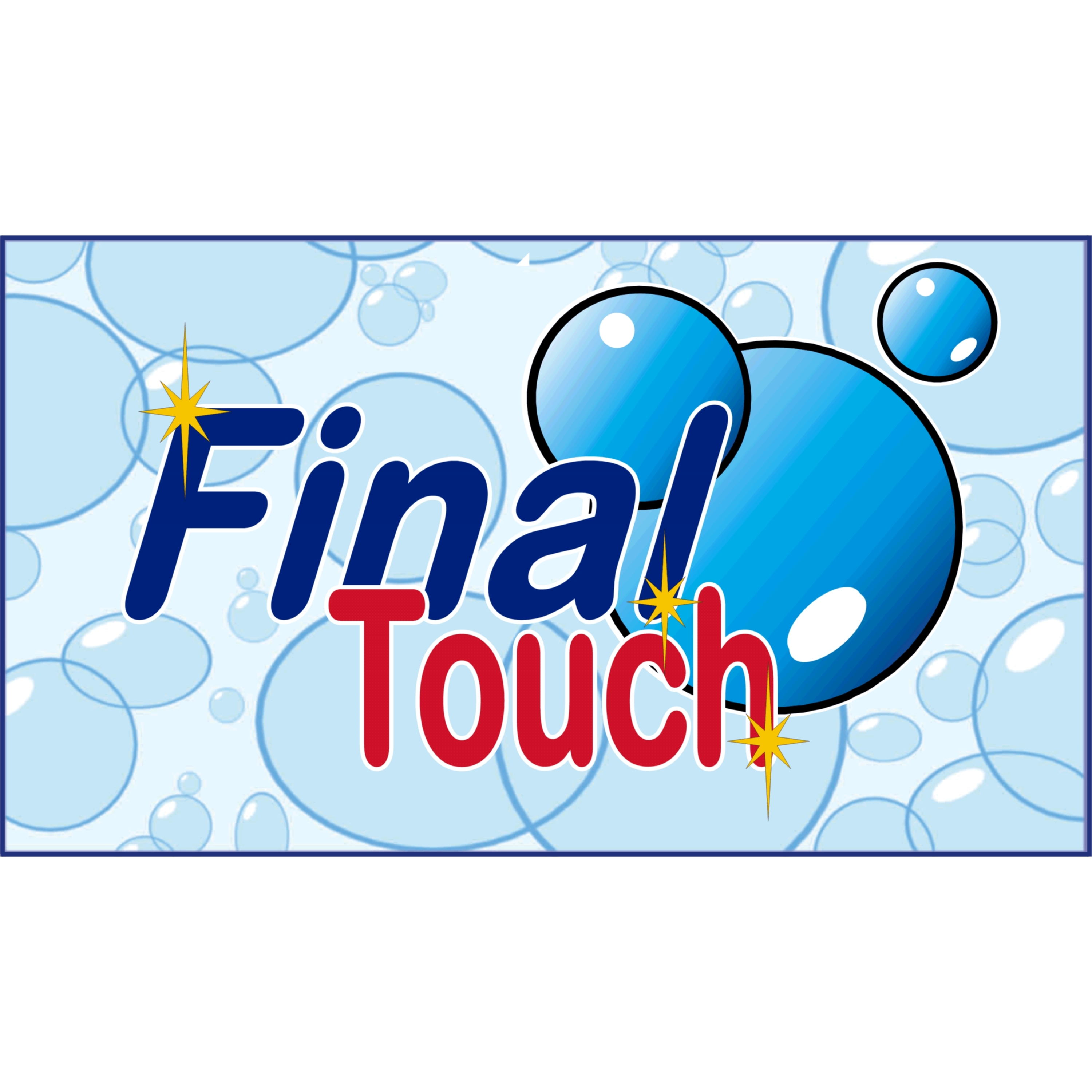 Final Touch Services Inc. Logo