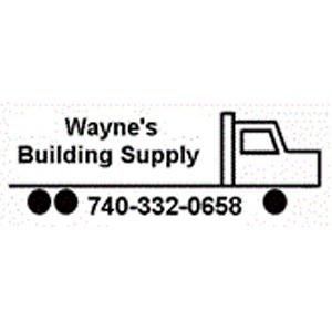 Wayne's Building Supply Logo