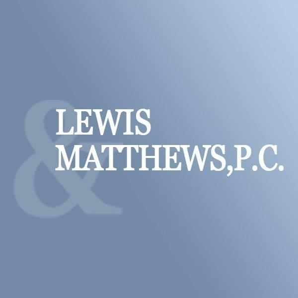 Lewis & Matthews PC Logo