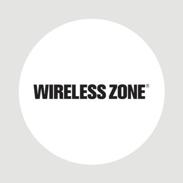 Verizon Authorized Retailer - Wireless Zone Logo