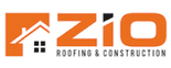 Zio Roofing & Construction Logo