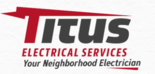 Titus Electrical Services Logo