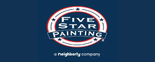 Five Star Painting Logo