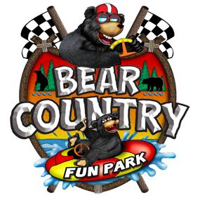 Bear Country Fun Park Logo