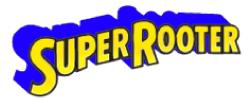 Super Rooter Plumbing & Leak Detection Logo