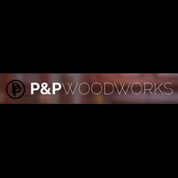 P&P Woodworks Logo