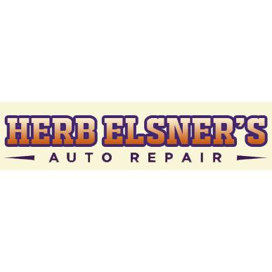 Herb Elsners Auto Repair Logo