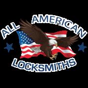 AA ALL AMERICAN LOCKSMITHS Logo