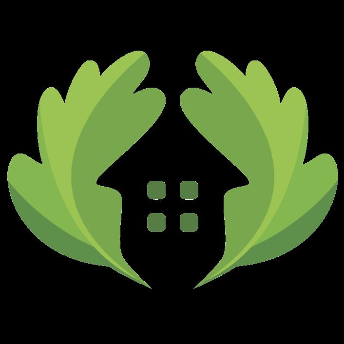 Old Farm Landscaping Logo
