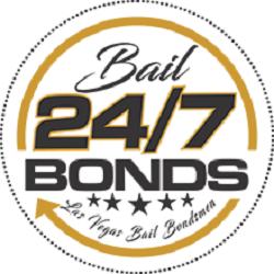 24/7 Bail Bonds Logo