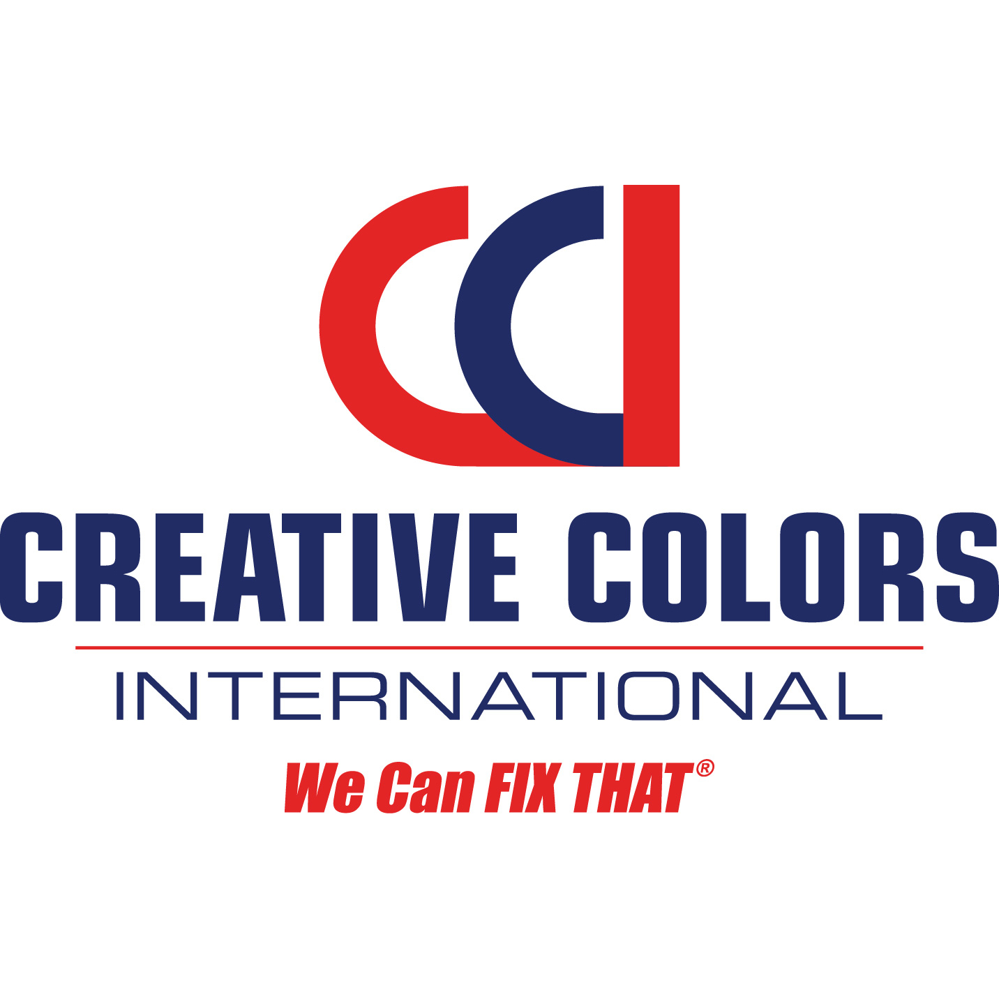 Creative Colors International Logo