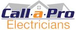 Call A Pro - Electricians Logo