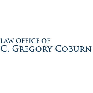 Law Office of C. Gregory Coburn Logo
