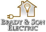 Brady & Son Electric Logo