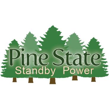 Pine State Standby Power Logo