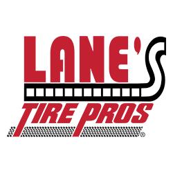 Lane's Tire Pros Logo