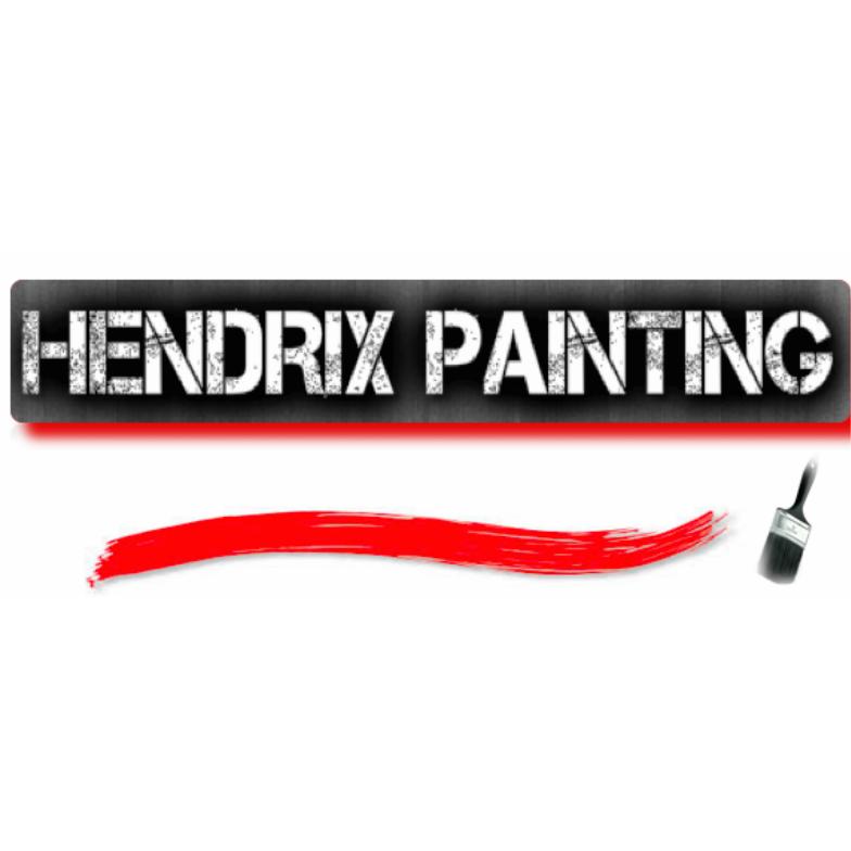 Hendrix Painting Logo