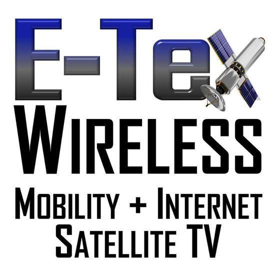 E-Tex Wireless LLC Logo