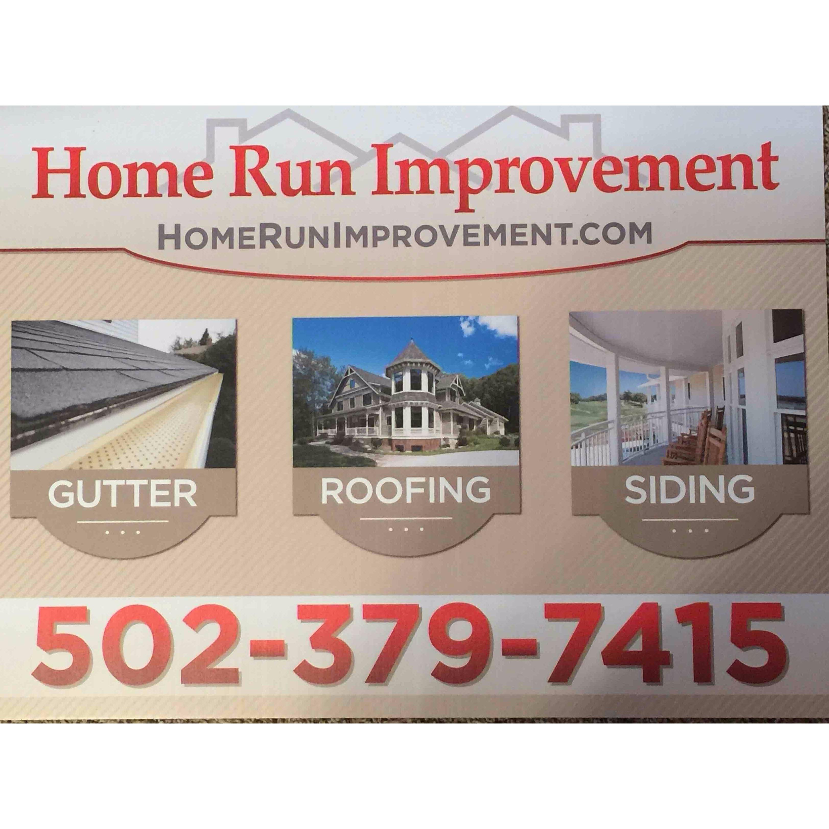 Home Run Improvement Logo