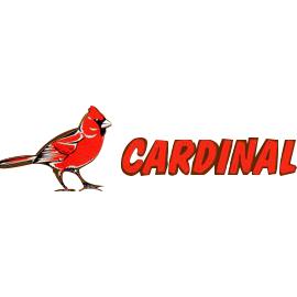 Cardinal Landscape, Tree Service & Lawn Care Logo