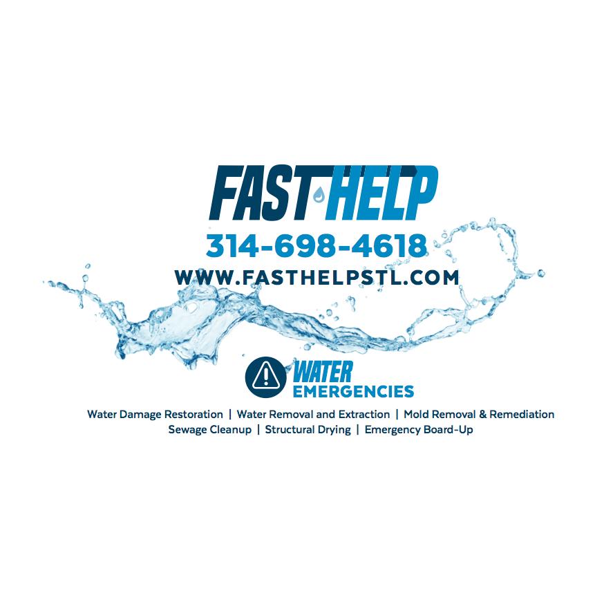 FAST HELP Logo