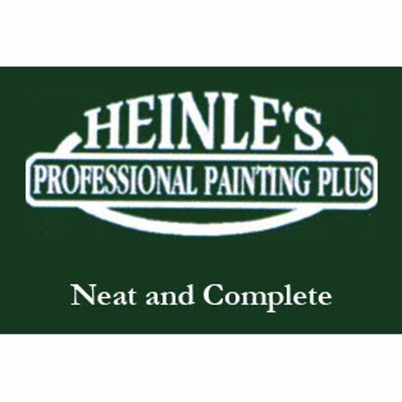 Heinle's Professional Painting Logo