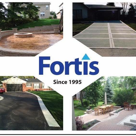 Fortis Ground Works Logo