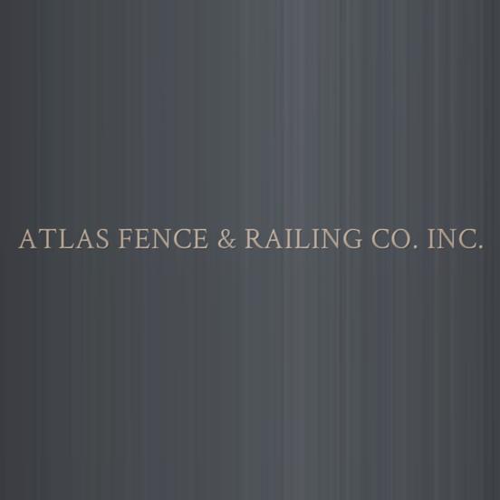 Atlas Fence & Railing Co. Logo