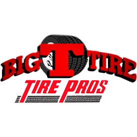 Big T Tire Pros Logo