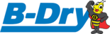 B-Dry Waterproofing - Charlotte Logo