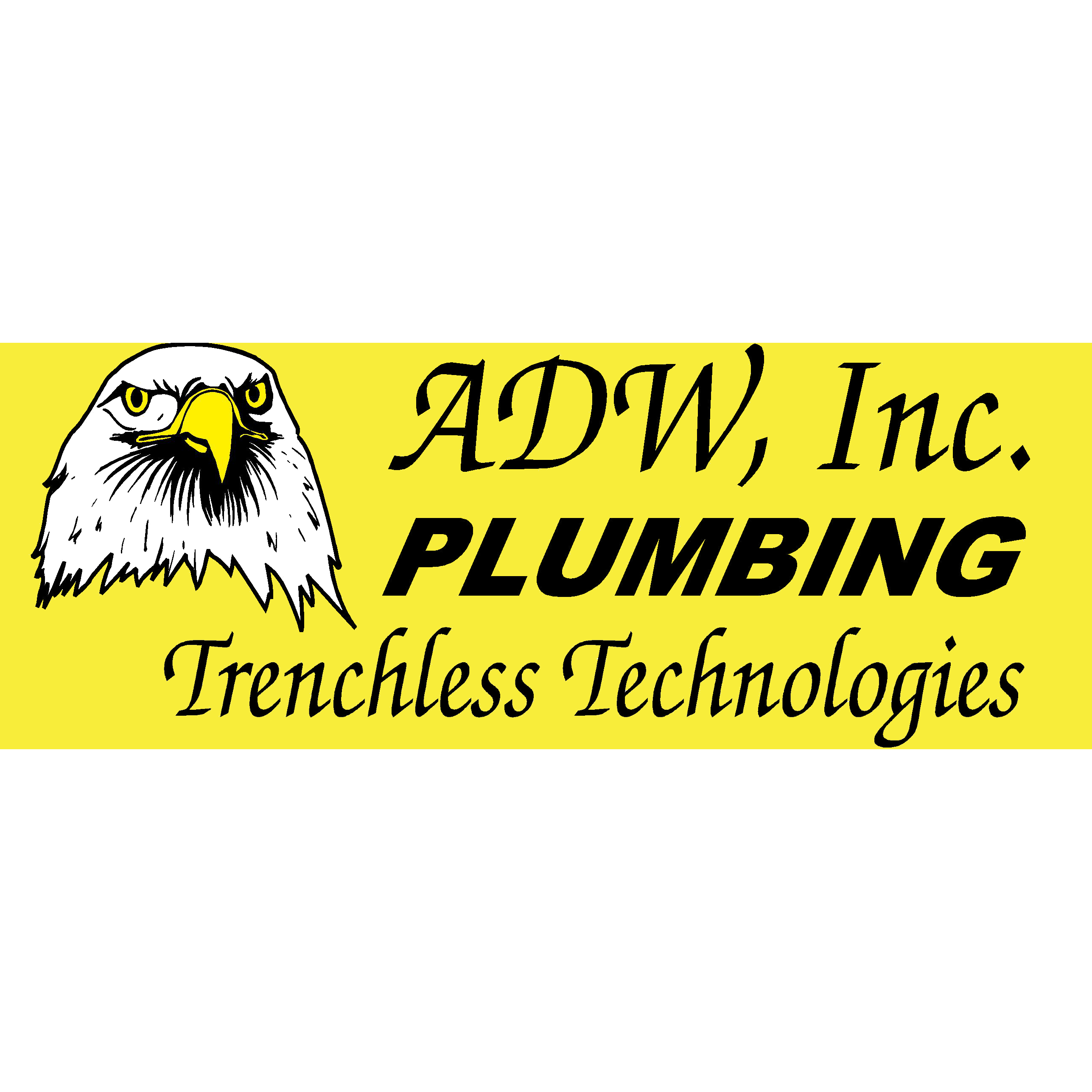 ADW Inc. Plumbing and Trenchless Technology Logo