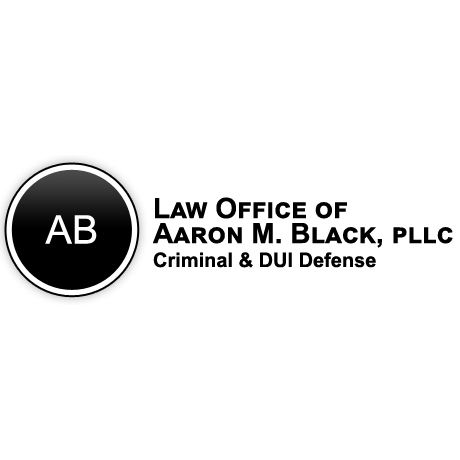 Law Office of Aaron M. Black, PLLC Logo