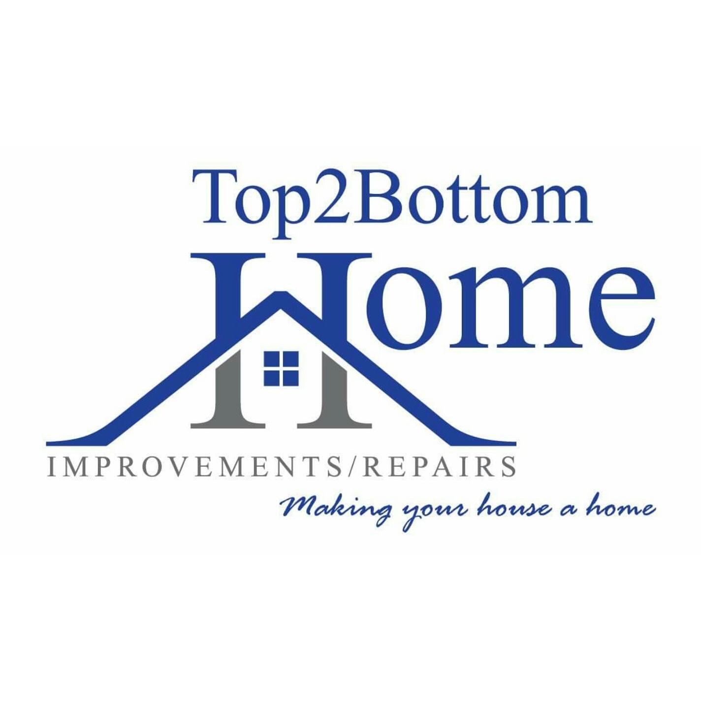 Top 2 Bottom Home Improvements Logo