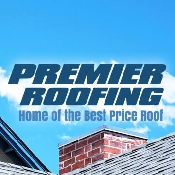 Premier Roofing, LLC Logo