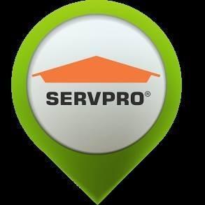 Servpro of Burlington/ Middlebury Logo