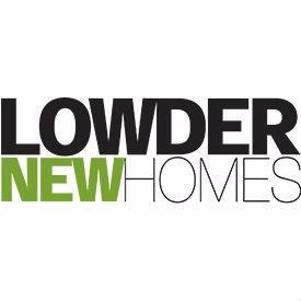 Lowder New Homes Logo