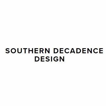 Southern Decadence Design Logo