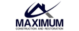 Maximum Construction & Restoration Logo