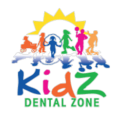 A Kidz Dental Zone Logo
