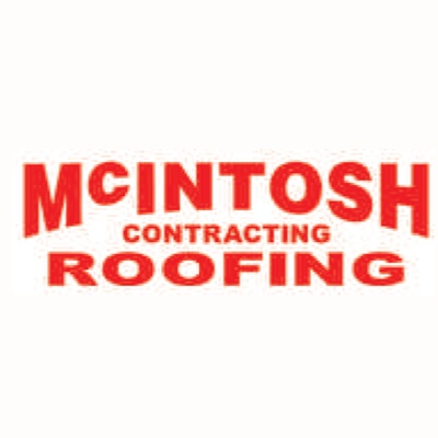 Mcintosh Contracting Roofing Logo