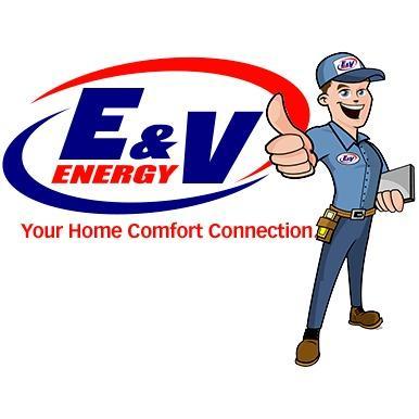 E & V Energy Logo