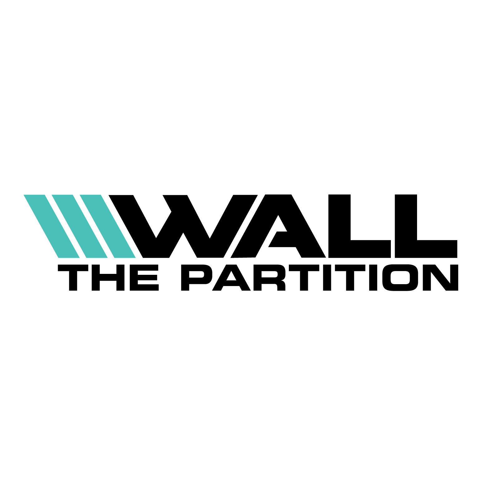 Wall The Partition-Temporary Wall NYC-Pressurized Wall NYC Logo