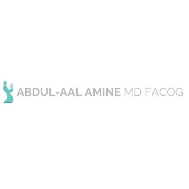 Abdul-Aal Amine MD FACOG Logo