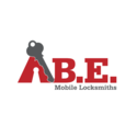 A.B.E. Mobile Locksmiths Logo