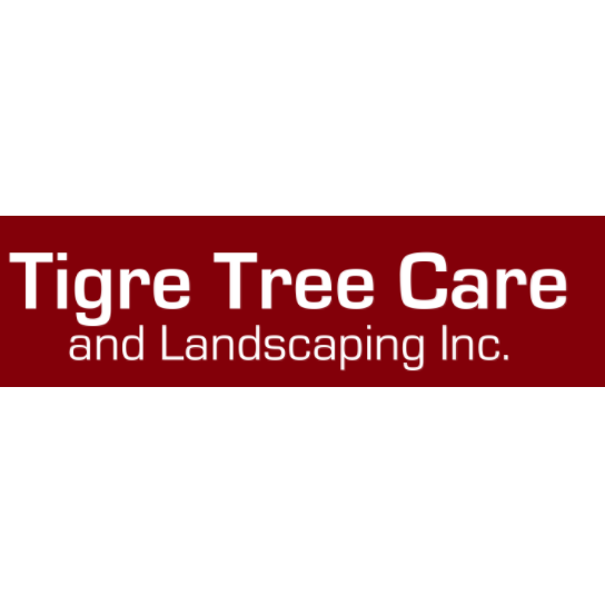 Tigre Tree Care and Landscaping Inc. Logo